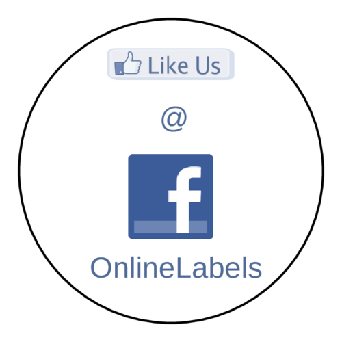 Like Us on Facebook Sticker