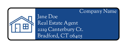 Home Address Label