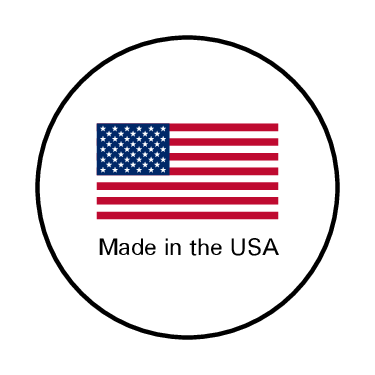 """Made In America"" Flag Sticker"