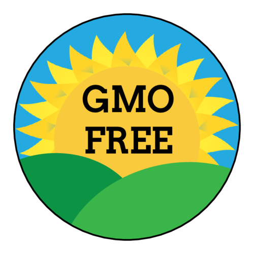 GMO Free Landscape Food Label