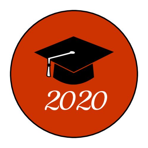 Graduation Gap Envelope Seal