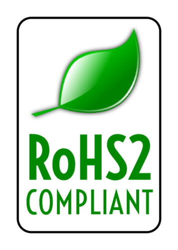 """RoHS2 Compliance"" Label"
