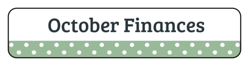 Polka Dot File Folder Label