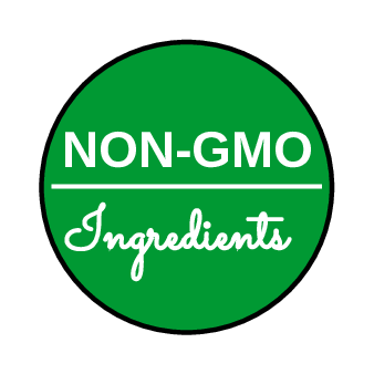 Non-GMO Ingredients Food Label
