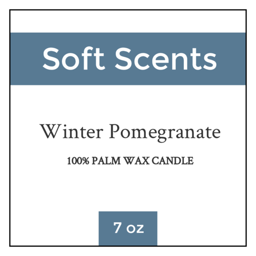 Clean Candle Product Label