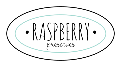 Simple Homemade Preserves Label