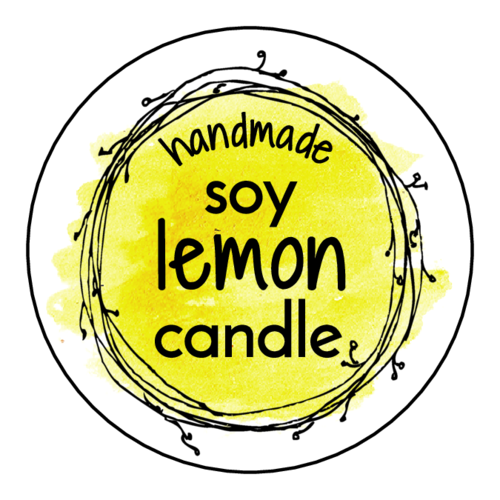 Handmade Soy Candle Label