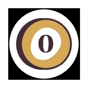Number Date Planner Sticker