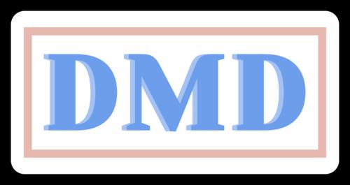 Three Letter Monogram Label
