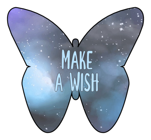 Make a Wish Butterfly