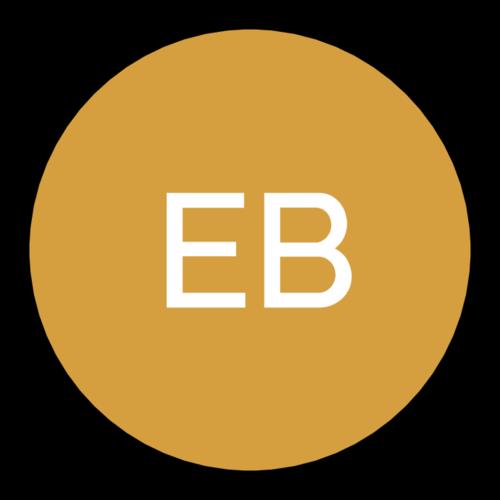 Color Coded Monogram Classroom Organization Label