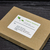 """Company return/mailing address labels printed on 4"""" x 3"""" white matte label"""