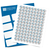 Oh Baby Kiss Candy Labels (Blue) - Full Label Sheet