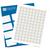 Bear Kiss Candy Labels (White) - Full Label Sheet