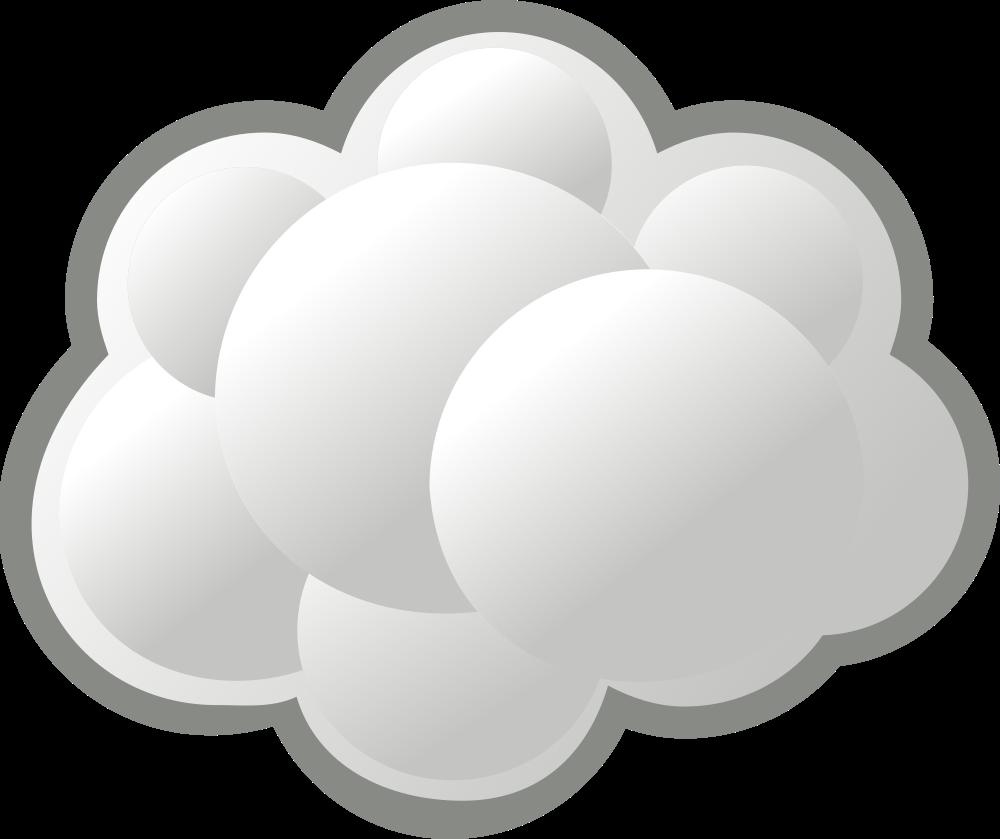 OnlineLabels Clip Art - Internet cloud (1000 x 839 Pixel)