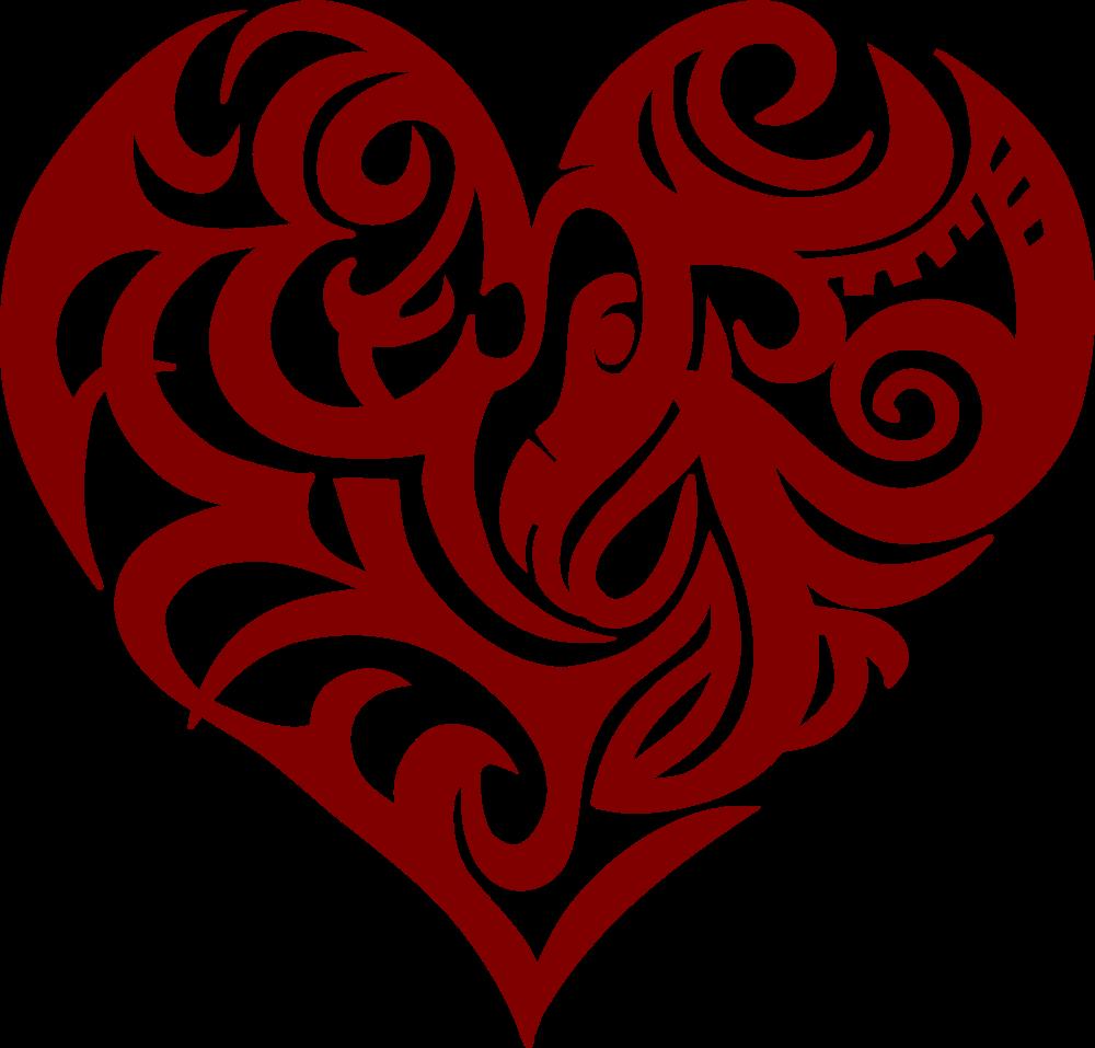 стилизация сердца картинки или нет, местные
