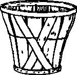 58 bushel basket