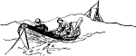 New England fisherman
