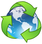 crystal earth recycle