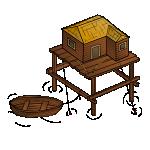 RPG map symbols Fishery