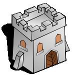 RPG map symbols Tower Square