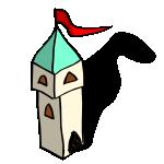 RPG map symbols tower