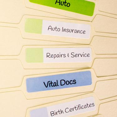 File Folder Labels Inkjet Laser Online Labels