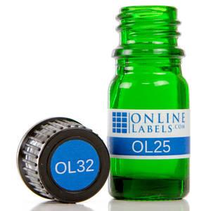 5 ml Euro Glass Bottle - OL25