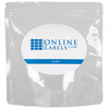 4 oz. Clear Stand Up Pouch - OL893