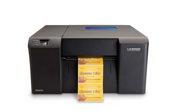 Primera LX2000 Color Label Printer