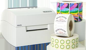 Labels for Primera Printers