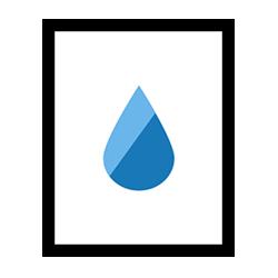 Waterproof Labels on Sheets